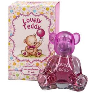 Ponti Parfum Душистая вода для детей Lovely Teddy розовая, 15 мл 6