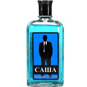 Ponti Parfum Одеколон для мужчин Саша, 85 мл 2