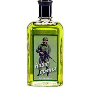 Ponti Parfum Одеколон для мужчин Наша армия, 85 мл 1