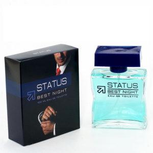 Туалетная вода для мужчин Status Best Night, 100 мл 8