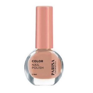 Parisa Лак для ногтей Color Nail Polish, тон 105 кофе с молоком 10