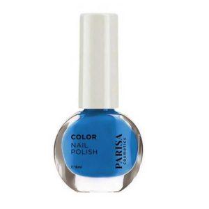 Parisa Лак для ногтей Color Nail Polish, тон 109 лазуритовый 10