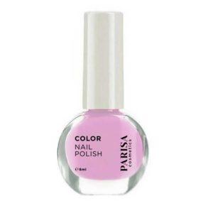 Parisa Лак для ногтей Color Nail Polish, тон 110 ветка сакуры 6