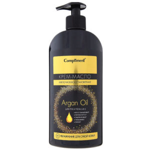 Compliment Крем-масло для рук и тела, 400 мл 1