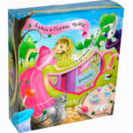 Алиса Набор косметический детский Сказочный переполох (шампунь 250 мл + гель-пена для душа 250 мл) 1