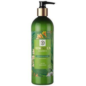 Floristica Majorca Кондиционер для всех типов волос глубокое увлажнение алоэ, апельсин, 345 мл 3