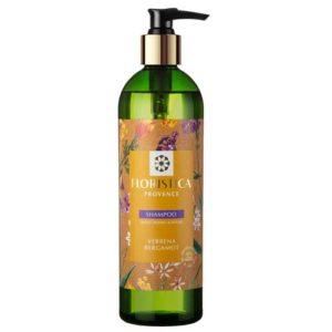 Floristica Provence Шампунь для окрашенных и поврежденных волос увлажнение и восстановление вербена лимонная, бергамот, 345 мл 5