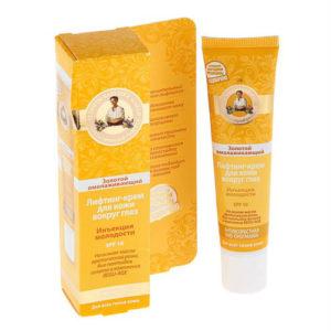 Рецепты Бабушки Агафьи Крем-лифтинг для кожи вокруг глаз омолаживающий SPF 10, 40 мл 41