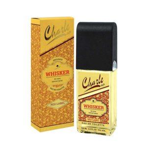 Абар Charle Style Туалетная вода для мужчин Whisker Red Label Вискер ред лейбл, 100 мл 11