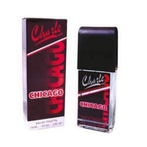 Абар Charle Style Туалетная вода для мужчин Chicago Чикаго, 100 мл 6