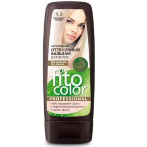 Фитокосметик Fito Color Бальзам оттеночный натуральный для волос, тон 9.3 жемчужный блондин, 140 мл 10