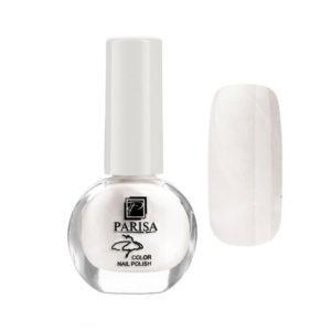 Parisa Лак для ногтей Ballet тон 2 белый перламутровый, 6 мл 64