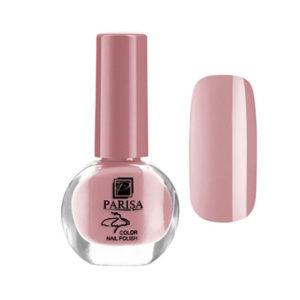 Parisa Лак для ногтей Ballet тон 5 пепельно-розовый матовый, 6 мл 96