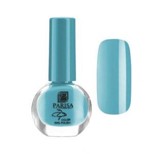 Parisa Лак для ногтей Ballet тон 23 голубой матовый, 6 мл 68