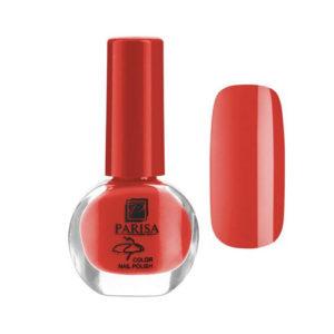 Parisa Лак для ногтей Ballet тон 33 рубиново-красный матовый, 6 мл 78
