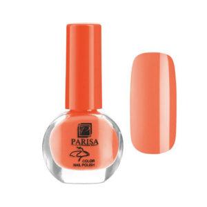 Parisa Лак для ногтей Ballet тон 35 абрикосовый матовый, 6 мл 80
