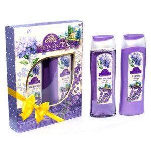 Festiva подарочный для женщин Provance Lavande (шампунь 250 мл + гель для душа 250 мл) 8