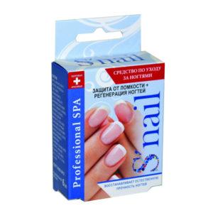 S'nail Средство по уходу за ногтями Защита от ломкости + Регенерация ногтей, 6 мл 5