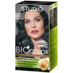 Studio Professional крем-краска стойкая для волос Biocolor тон 3.4 горячий шоколад, 115 мл 2