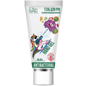 El'skin Гель для рук с антибактериальным эффектом защита и уход, 50 мл 4