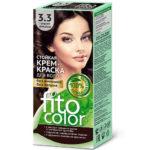 Fito косметик Крем-краска стойкая для волос цвет горький шоколад, 125 мл 1