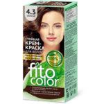 Fito косметик Крем-краска стойкая для волос цвет шоколад, 125 мл 2
