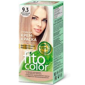 Fito косметик Крем-краска стойкая для волос цвет жемчужный блондин, 125 мл 6
