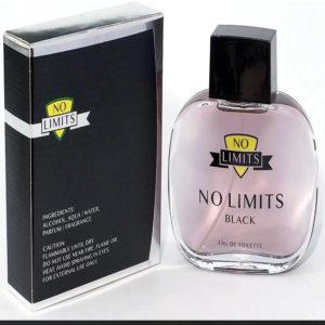 Туалетная вода для мужчин No Limits Black, 100 мл 3