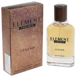 Festiva Туалетная вода для мужчин Element Legend, 100 мл 4
