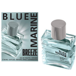 Туалетная вода для мужчин Blue Marine breeze, 85 мл 4