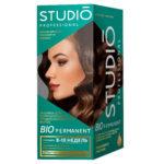 Studio Professional Завивка для нормальных и труднозавиваемых волос Bio Permanent, 100/100/50 мл 1