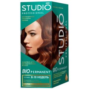 Studio Professional Завивка для ослабленных волос Bio Permanent, 100/100/50 мл 39