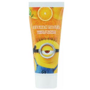 Гадкий Я Зубная паста детская с нежным апельсиновым вкусом, 60 г 4