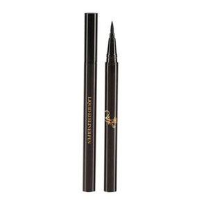 Ffleur Подводка-фломастер для глаз Precision Line Liquid Eyeliner Pen, ES 834, тон чёрный 4