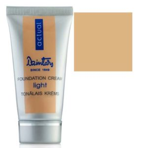 Dzintars Actual Тональный крем Light Foundation Cream тон 04 мокко, 30 мл 23