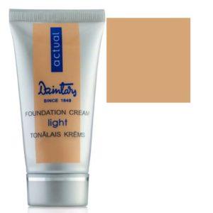 Dzintars Actual Тональный крем Super Foundation Cream тон 04 мокко, 30 мл 9