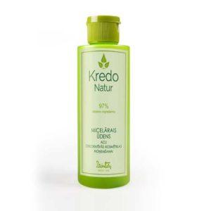 Dzintars Мицеллярная вода для снятия макияжа глаз Kredo Natur, 150 мл 1