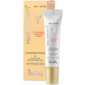 Dzintars Концентрат от морщин для сухой и чувствительной кожи лица Real Dream anti-wrinkle, 15 мл 40