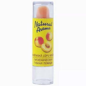 Dzintars Natural Aroma Помада губная гигиеническая с УФ-фильтрами абрикос, 3.8 г 23