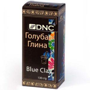 DNC Глина косметическая для лица голубая, 130 г 3