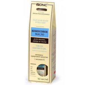 DNC Кокосовое масло для волос, лица и тела, 60 мл 6