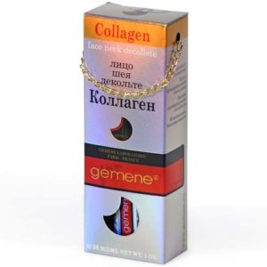 DNC Gemene Коллаген для лица, шеи, декольте (гель гиалуроновый), 30 мл 13
