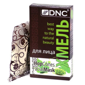 DNC Маска для лица растительная Хмель Hop Cones Facial Mask, 50 г 38