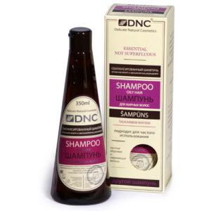 DNC Шампунь для жирных волос (без SLS) Additive-Free Shampoo Oily Hair, 350 мл 2
