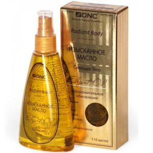"DNC Масло изысканное для тела ""сияющее тело"" Elegant Oil Radiant Body, 110 мл 10"