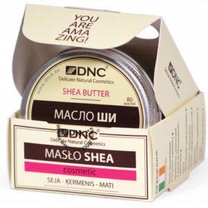 DNC Масло ши косметическое для лица, волос и тела Shea Butter, 80 мл 4