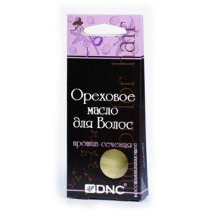 DNC Масло ореховое для волос восстанавливающее (против сечения), 3*15 г 76