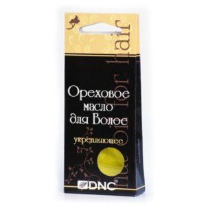 DNC Масло ореховое для волос (укрепляющее), 3*15 мл 50