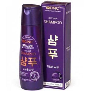 DNC Шампунь для жирных волос (без отдушек), 250 мл 3