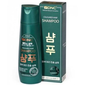 DNC Шампунь для окрашенных волос (без отдушек), 250 мл 4
